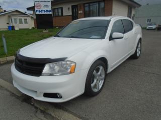 Used 2011 Dodge Avenger 2011 Dodge - 4dr for sale in Ancienne Lorette, QC