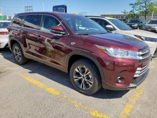 New 2019 Toyota Highlander LE for sale in Etobicoke, ON