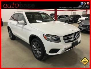 Used 2016 Mercedes-Benz GL-Class GLC300 PREMIUM CERTIFIED! for sale in Vaughan, ON
