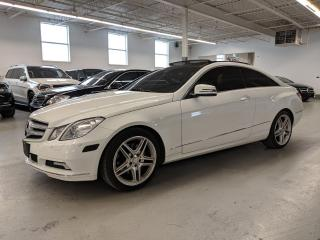 Used 2010 Mercedes-Benz E-Class E 350/SPORT PKG/NAVI/BACK-UP CAM/ NO ACCIDENTS! for sale in Toronto, ON