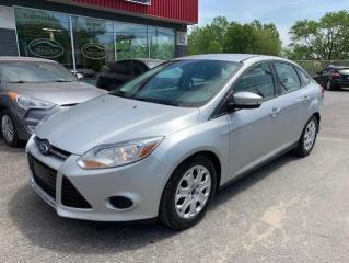 Used 2014 Ford Focus 1-2-3-4 CHANCES for sale in St-Eustache, QC