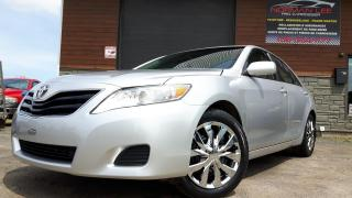 Used 2011 Toyota Camry LE  **WOW**WOW** FINANCEMENT FACILE for sale in St-Henri-de-Levis, QC