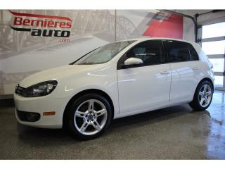 Used 2012 Volkswagen Golf TDI for sale in Lévis, QC