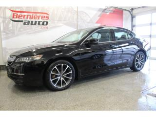 Used 2015 Acura TLX V6 Tech SH-AWD for sale in Lévis, QC