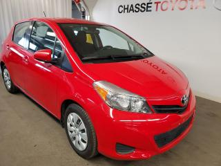 Used 2014 Toyota Yaris HATCHBACK LE for sale in Montréal, QC