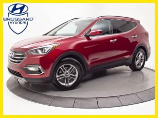 Used 2017 Hyundai Santa Fe Sport Luxury, T.ouvrant for sale in Brossard, QC
