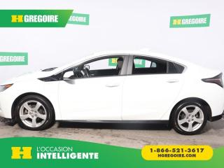 Used 2016 Chevrolet Volt LT A/C MAGS CAM for sale in St-Léonard, QC