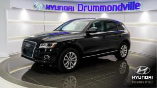 Used 2014 Audi Q5 PROGRESSIV + TOIT PANO + CUIR + MAGS + for sale in Drummondville, QC