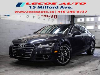 Used 2012 Audi A7 3.0 PRESTIGE for sale in North York, ON