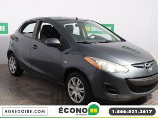 Used 2011 Mazda MAZDA2 GS A/C GR ELECT for sale in St-Léonard, QC