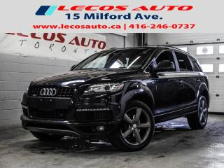 Used 2014 Audi Q7 3.0L TDI Progressiv for sale in North York, ON