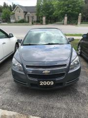 Used 2009 Chevrolet Malibu 2LT for sale in Guelph, ON