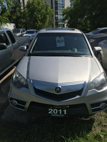 2011 Acura RDX Premium Package