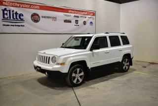 Used 2016 Jeep Patriot High Altitude cuir Bluetooth+58,315 KM+solide et f for sale in Sherbrooke, QC