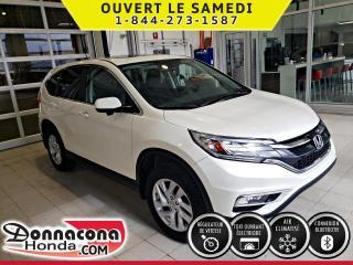 Used 2015 Honda CR-V EX ***ENTRÉE SANS CLÉ***ÉCRAN TACTILE*** for sale in Donnacona, QC