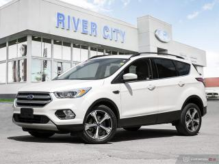 Used 2017 Ford Escape SE for sale in Winnipeg, MB