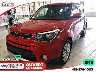 Used 2018 Kia Soul EX *CAMERA *VOLANT CHAUFFANT *CRUISE *A/C* for sale in Québec, QC