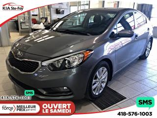 Used 2015 Kia Forte 1.8l Lx Sièges Ch for sale in Québec, QC
