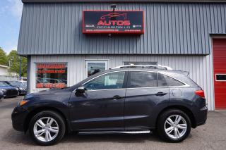 Used 2015 Acura RDX Awd Cuir T.ouvrant for sale in Lévis, QC