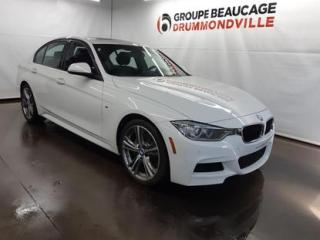 Used 2014 BMW 3 Series 335i xDrive for sale in Drummondville, QC