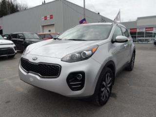 Used 2017 Kia Sportage EX AWD MAGS TISSUS CAMÉRA for sale in Val-David, QC