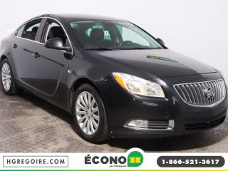 Used 2011 Buick Regal CXL A/C GUIR GR for sale in St-Léonard, QC