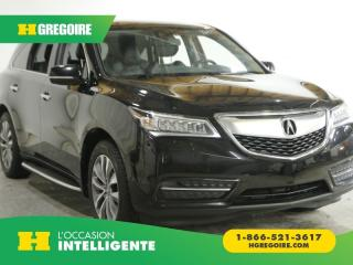 Used 2014 Acura MDX TECH PACK SH-AWD for sale in St-Léonard, QC