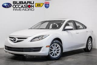 Used 2013 Mazda MAZDA6 Gs Toit.ouvrant+mags for sale in Boisbriand, QC