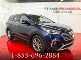 Used 2018 Hyundai Santa Fe XL XL LUXURY + 6 PASSAGERS + CUIR + NAVI for sale in St-Basile-le-Grand, QC