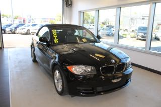 Used 2011 BMW 1 Series 128 Cabriolet 128i CUIR for sale in Lévis, QC