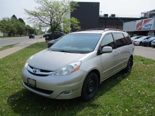 Used 2006 Toyota Sienna XLE LTD~AWD~LEATHER~NAV.~HEATED SEATS~SUNROOF~ for sale in Toronto, ON