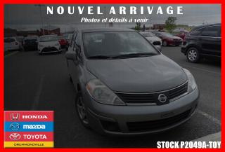 Used 2008 Nissan Versa S A/c Mags for sale in Drummondville, QC