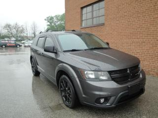 Used 2015 Dodge Journey SXT 1 owner no accidents for sale in Oakville, ON