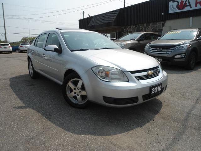 2010 Chevrolet Cobalt AUTO SUNROOF ALLOY NO ACCIDENT SAFETY B-TOOTH A/C