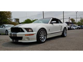 Used 2007 Ford Mustang 500hp - 480 Lb-Ft for sale in St-Jérôme, QC