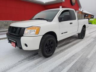 Used 2010 Nissan Titan SE for sale in Cornwall, ON