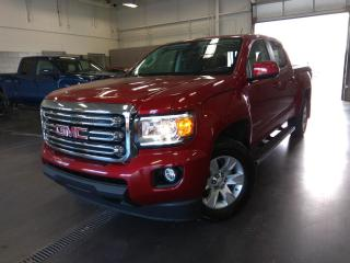 Used 2017 GMC Canyon SLE/DEMARREUR/CAMERA/GROUPE REMORQUAGE SERVICE DUR for sale in Blainville, QC