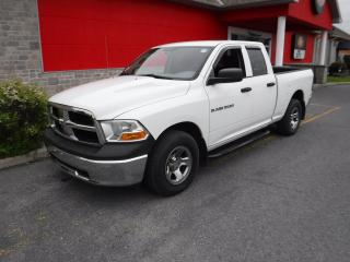 Used 2012 RAM 1500 ST for sale in Cornwall, ON