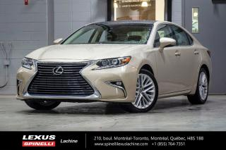 Used 2016 Lexus ES 350 Executif; Reserve for sale in Lachine, QC