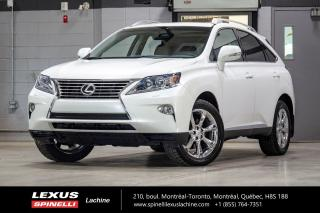 Used 2013 Lexus RX 350 Awd; Cuir Toit for sale in Lachine, QC