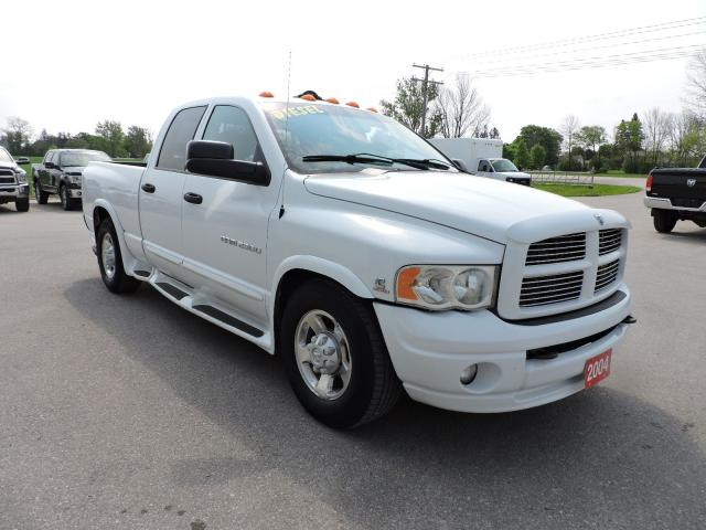 2004 Dodge Ram 2500 Laramie. Diesel. Well oiled 2wd.  Local trade