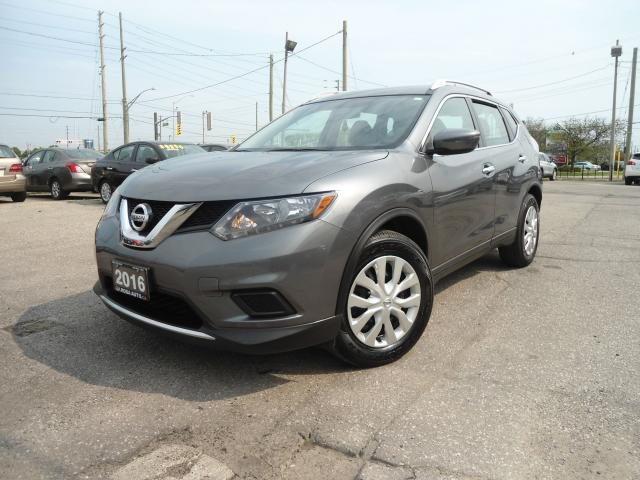 2016 Nissan Rogue AUTO LOW KM NO ACCIDENT PW PL PM A/C GAS SAVER