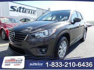 Used 2016 Mazda CX-5 GS AWD 2.5L SKY TOIT OUVRANT for sale in St-Georges, QC