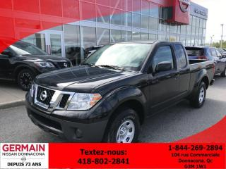 Used 2019 Nissan Frontier S - Cruise for sale in Donnacona, QC
