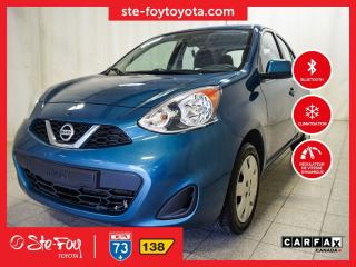 Used 2016 Nissan Micra Sv A/c for sale in Québec, QC