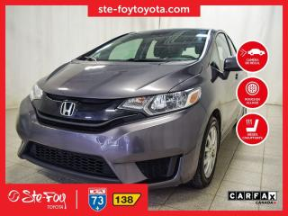 Used 2015 Honda Fit Lx Roue En Alliage for sale in Québec, QC