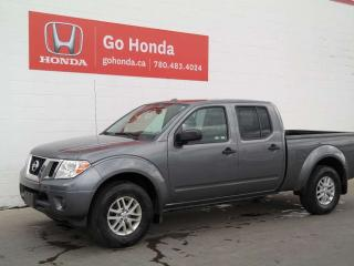 Used 2018 Nissan Frontier SV 4x4 Crew Cab 139.9 in. WB for sale in Edmonton, AB