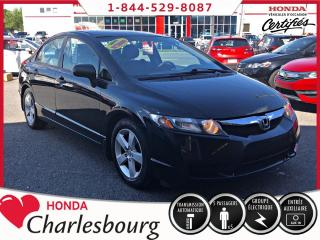 Used 2011 Honda Civic DX-G **AUTOMATIQUE**87 999 KM** for sale in Charlesbourg, QC
