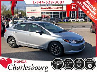 Used 2012 Honda Civic LX **AUTOMATIQUE**BAS KM** for sale in Charlesbourg, QC