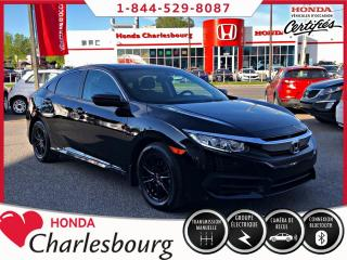 Used 2017 Honda Civic DX **19 979 KM** for sale in Charlesbourg, QC